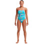 Funkita Tie Me Tight One Piece Badeanzug Damen sushi smooshy