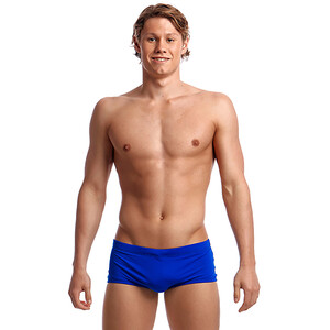 Funky Trunks Plain Front Trunk Herren still speed solid still speed solid