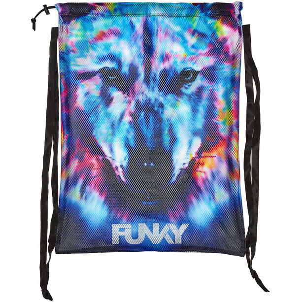 Funky Trunks Mesh Ausrüstungstasche howl baby