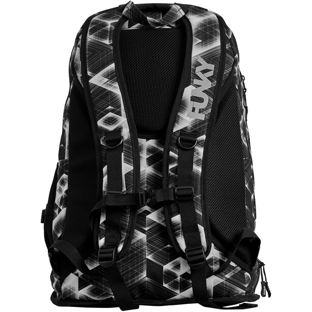Funky Trunks Elite Squad Backpack black hole