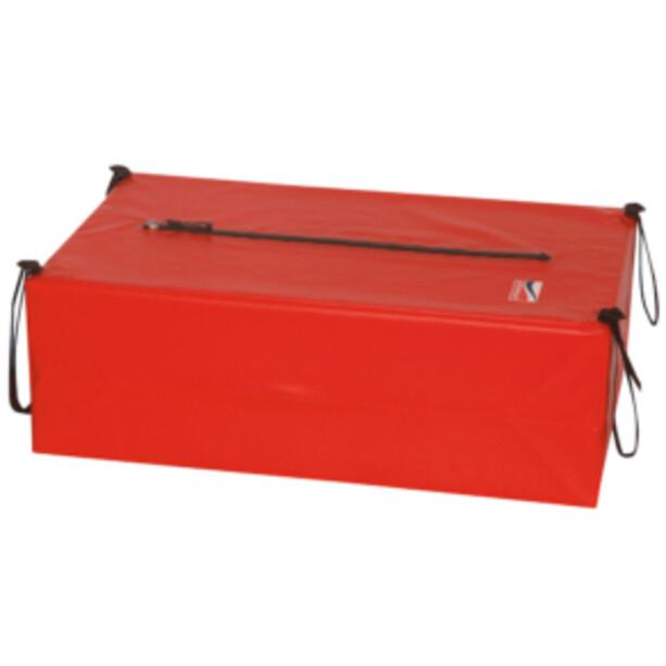 Grabner Mittel-Tasche für XR Trekking Outside Mustang red