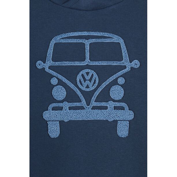 Elkline Mini Van Sweat Hoodie Kinder blueshadow