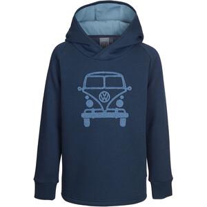 Elkline Mini Van Sweat Hoodie Kinder blueshadow blueshadow