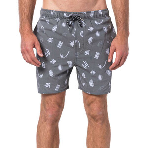 Rip Curl Seaside 16'' Volley Boardshorts Herren black black
