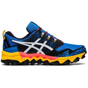asics Gel-FujiTrabuco 8 Schuhe Herren directoire blue/white directoire blue/white