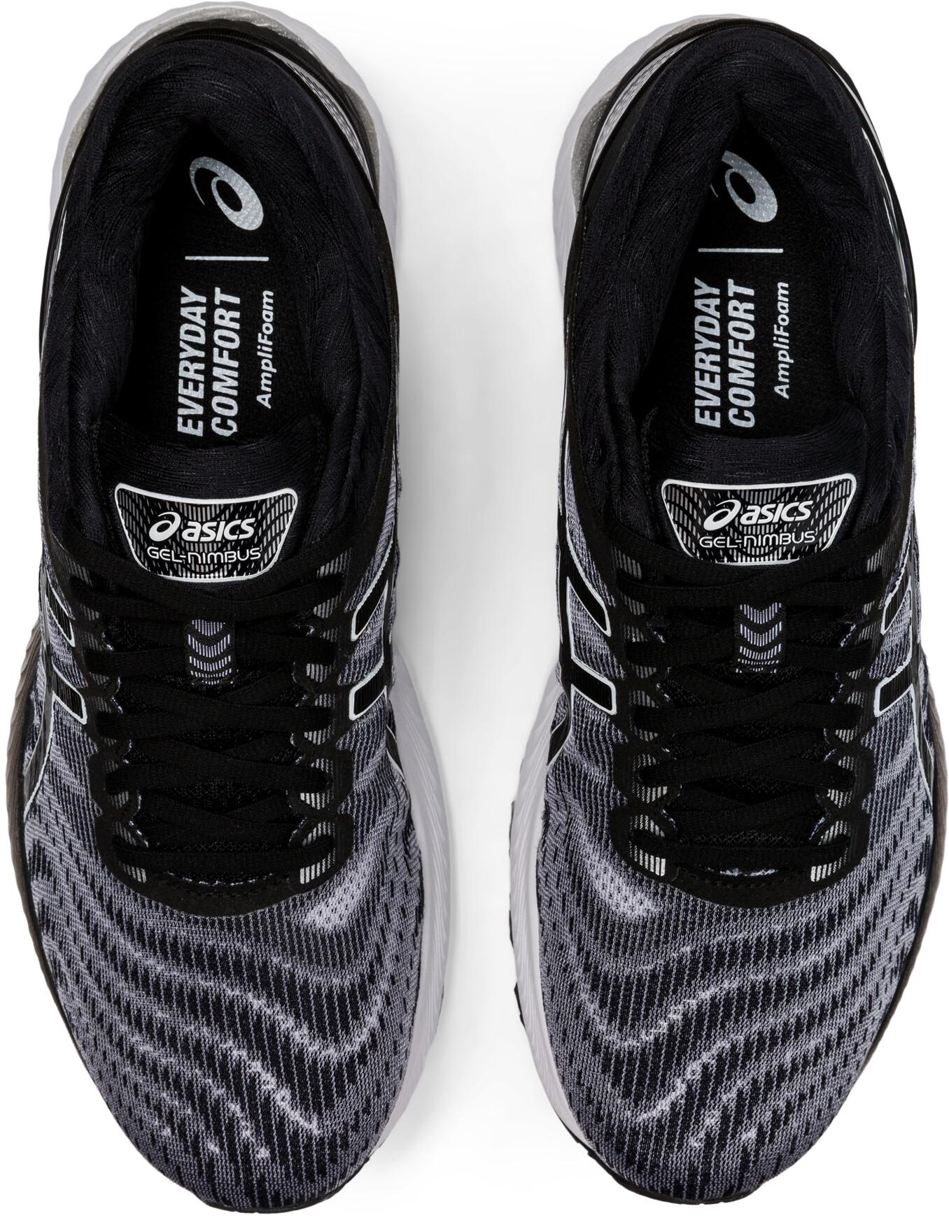 asics Gel Nimbus 22 Shoes Men whiteblack