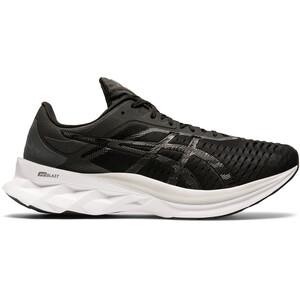 asics Novablast Schuhe Herren black/carrier grey black/carrier grey