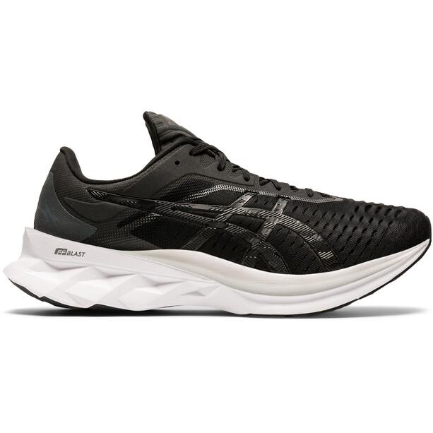 asics Novablast Schuhe Herren black/carrier grey