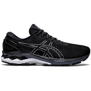 asics Gel-Kayano 27 Schuhe Weit Herren black/pure silver black/pure silver