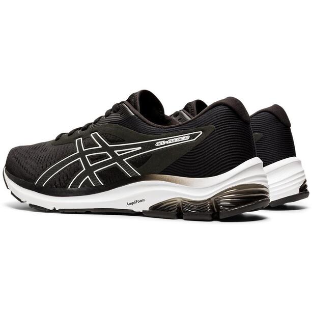 asics Gel-Pulse 12 Chaussures Homme, noir/blanc