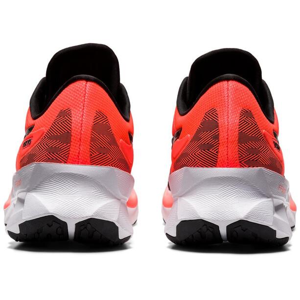 asics Novablast Tokyo Chaussures Homme, sunrise red/black