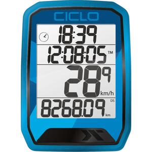 Ciclosport Protos 213 Cykelcomputer, blå blå