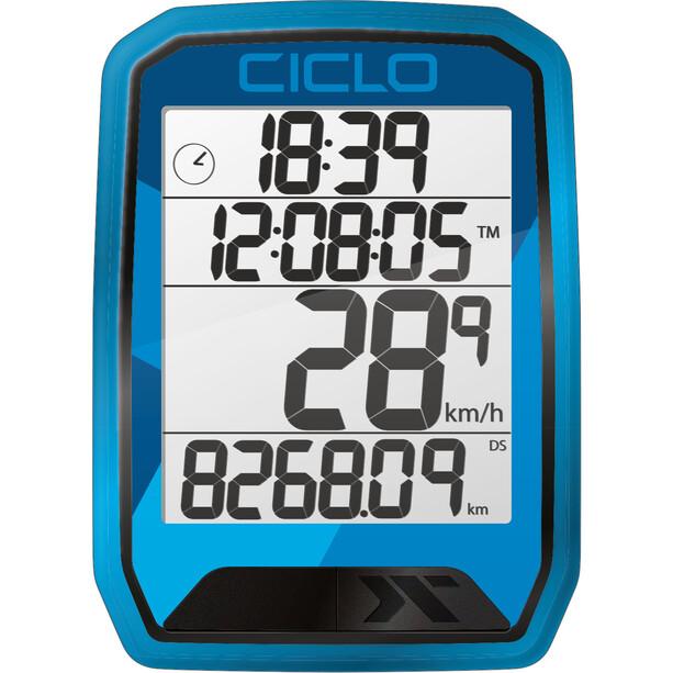 Ciclosport Protos 213 Cykelcomputer, blå