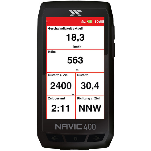 Ciclosport Navic 400 Navigationssystem