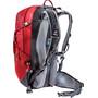 Deuter Trail 26 Rucksack cranberry/graphite