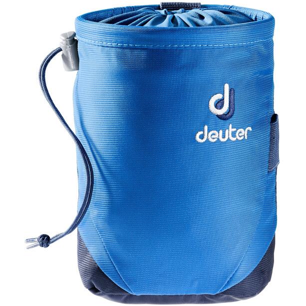 deuter Gravity Chalk Bag L blau