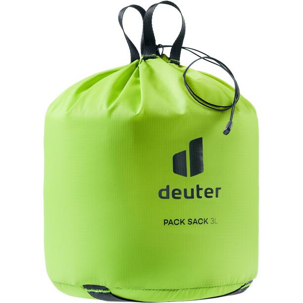 Deuter Pack Sack 3 citrus