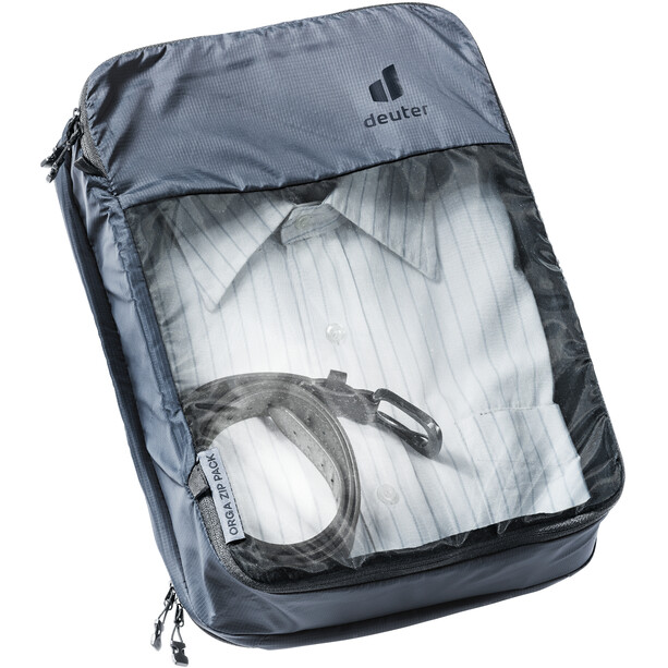 Deuter Orga Zip Tasche graphite/black