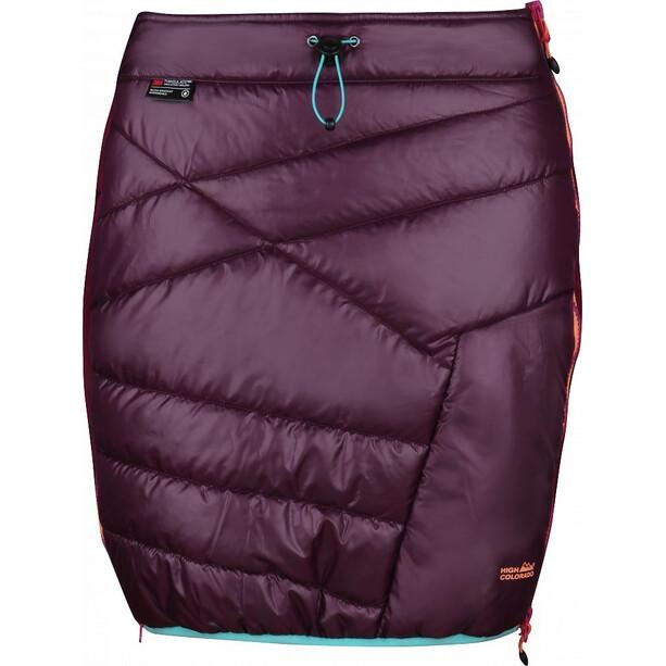 High Colorado Adrenalin 2 Padded Skirt Women, dark grape kiss