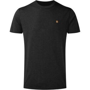 tentree Treeblend Classic T-shirt Heren, zwart zwart