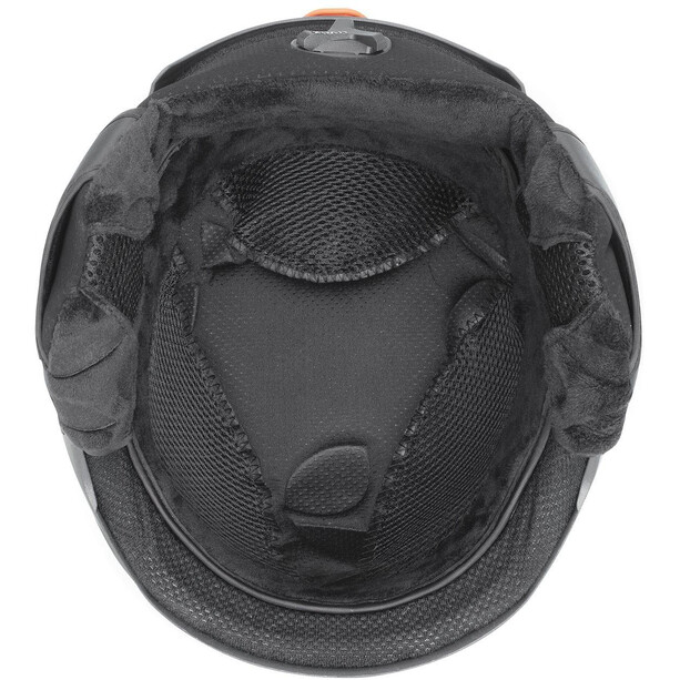 UVEX Primo Helm schwarz