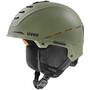UVEX Legend Pro Helm grün
