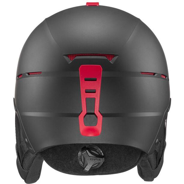 UVEX Legend Pro Helm schwarz