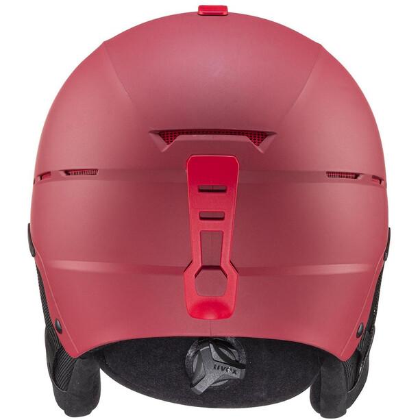 UVEX Legend Pro Helm rot