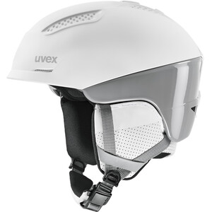UVEX Ultra Pro Helm white/grey mat white/grey mat