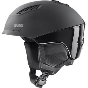 UVEX Ultra Pro Casco, gris/negro gris/negro
