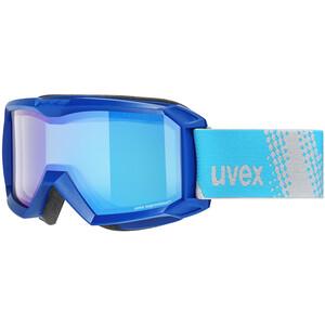 UVEX Flizz FM Goggles Kinder blau/türkis blau/türkis