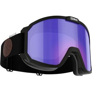 Bliz Rave Nano Optics Nordic Light Goggles matt black/violet-blue multi matt black/violet-blue multi