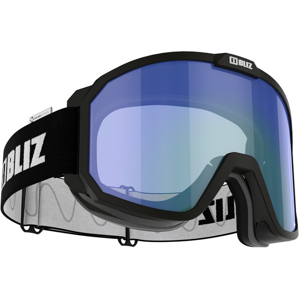Bliz Rave Nano Optics Goggles matt black/orange-blue multi