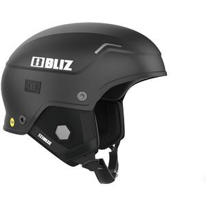 Bliz Evo MIPS Helmet black-white black-white