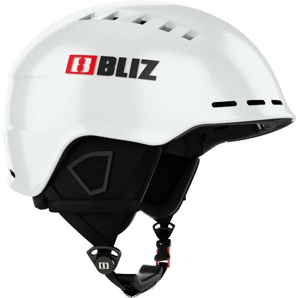 Bliz Head Cover MIPS Helm white-black