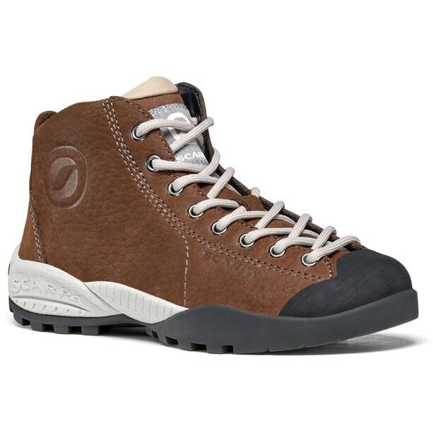 Scarpa Mojito Mid Schuhe Kinder brown
