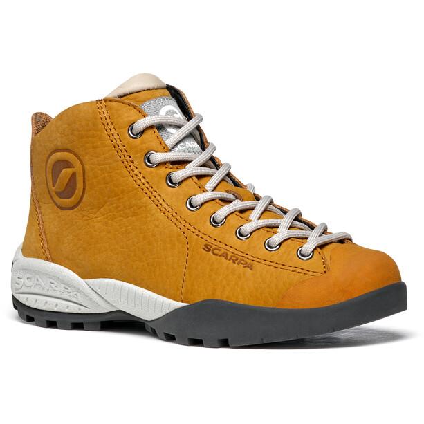 Scarpa Mojito Mid Schuhe Kinder gelb
