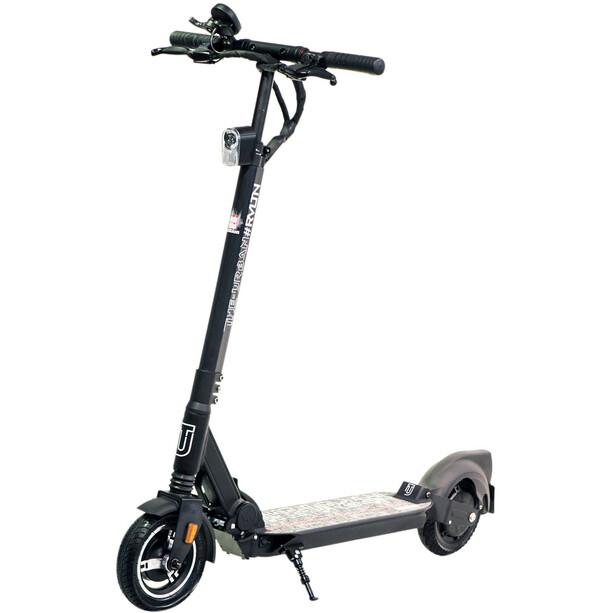 THE-URBAN #RVLTN E-Scooter Auto Bild Edition StVZO 2. Wahl black