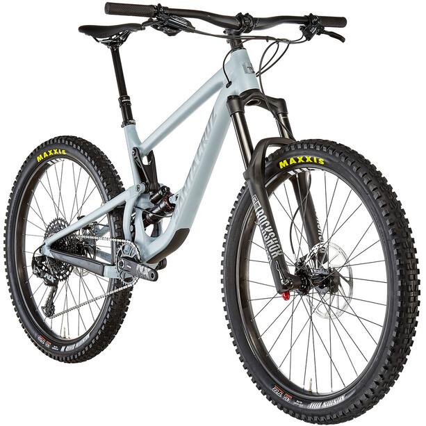 Santa Cruz Bronson 3 AL R-Kit Plus 2. Wahl grey
