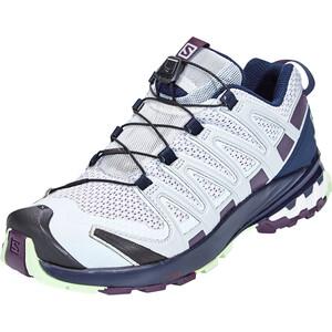 Salomon XA Pro 3D v8 Shoes Women, pearl blue/sweet grape/patina green pearl blue/sweet grape/patina green
