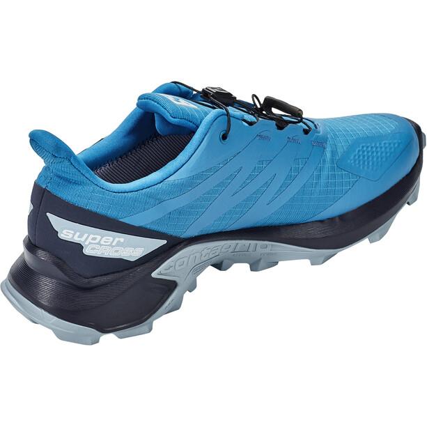 Salomon Supercross Blast GTX Schuhe Herren blau