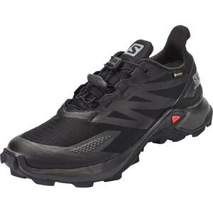 Salomon Supercross Blast GTX Chaussures Homme, noir noir