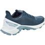 Salomon Alphacross Blast GTX Schuhe Herren blau/weiß