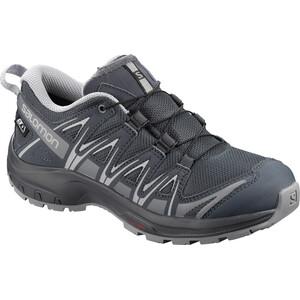Salomon XA Pro 3D CSWP Nocturne Zapatillas Niños, gris/negro gris/negro