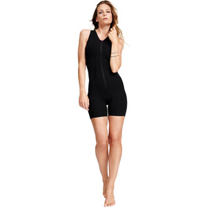 Fe226 AeroForce Ärmelloser Open Back Speedsuit Damen black black