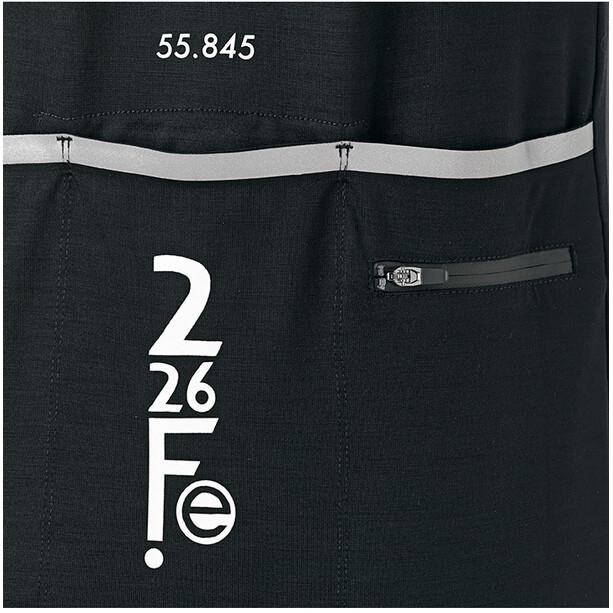 Fe226 DryRide Bike Kurzarm Trikot black