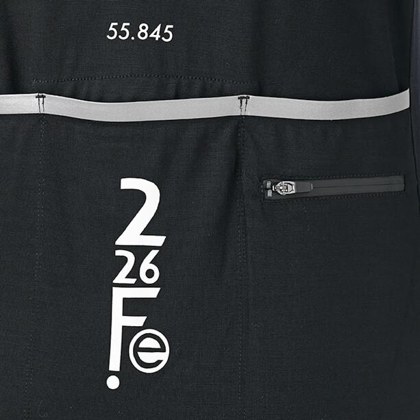 Fe226 DryRide Bike Langarm Trikot Herren black