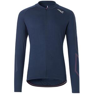 Fe226 DryRide Bike Maillot à manches longues Homme, bleu bleu
