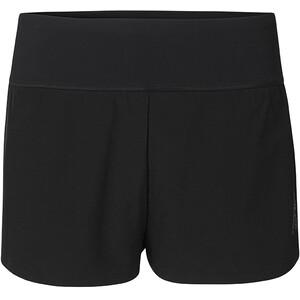 Fe226 DryRun 2-en-1 Shorts Mujer, negro negro