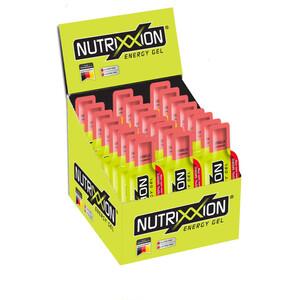 Nutrixxion Caja Geles Energéticos 24 x 44g, Vanilla/Strawberry